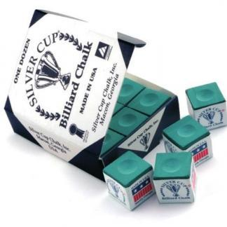 Billiard Cue - Hand Chalk and Chalk Holders