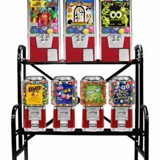 Gumball Bulk Vending Machines, Parts And Supplies