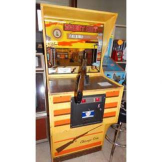 Chicago Coin Shoot Out Rifle Arcade Game | moneymachines.com