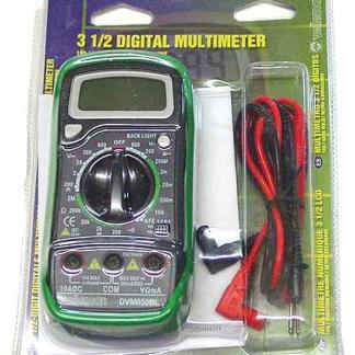 Digital Multi-Meter Tool | moneymachines.com
