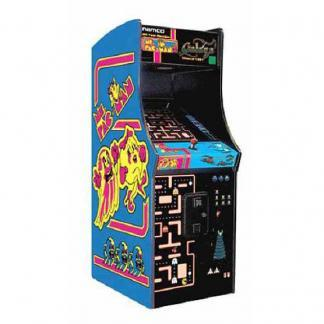 Ms Pacman Galaga Combo Games | moneymachines.com