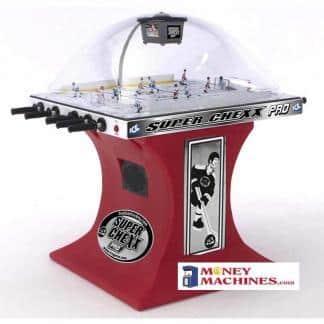 Super Chexx Pro Bubble Hockey Tables