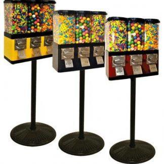 Triple Vend Bulk Vending Machines