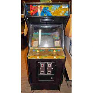 Used Bermuda Triangle Arcade Game Machine | moneymachines.com