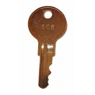 106 Service Door Key For Dynamo | moneymachines.com