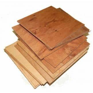 12 Wood Leg Shims | moneymachines.com