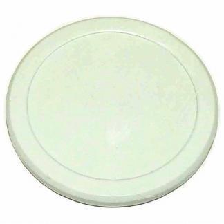 2 1/2 Inch White Quiet Dynamo Air Hockey Puck   moneymachines.com