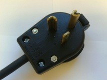 30 Amp Plug End | moneymachines.com