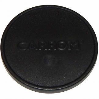 Black Carrom Sports Puck   moneymachines.com
