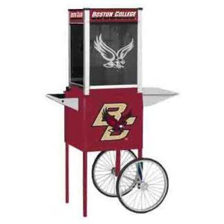Boston College NCAA Logo Popcorn Machine | moneymachines.com