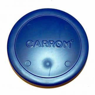 Carrom Premium Blue Puck   moneymachines.com