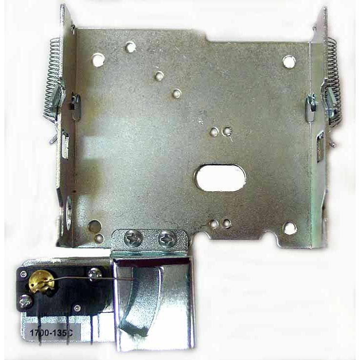 Coin Mechanisms 3300 Channel Assembly Mounting Bracket Complete | moneymachines.com