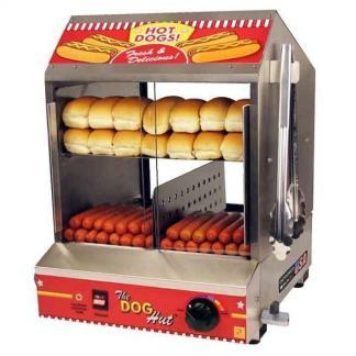 Commercial Hot Dog Steaming Machines