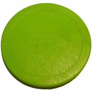 Dynamo 3 1/4 Inch Flourescent Green Puck   moneymachines.com