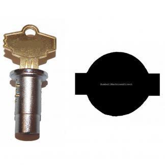 Eagle Standard Lock and Key | moneymachines.com