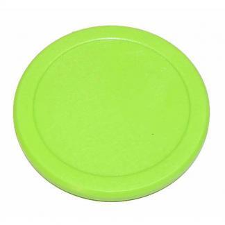 Green Dynamo 2 1/2 Inch Air Hockey Puck | moneymachines.com