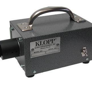 Klopp CR1 Electric Coin Tube Crimper Machine | moneymachines.com