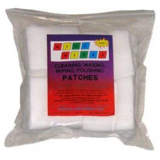 Mill Wipes Cheesecloth Patches | moneymachines.com