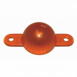 Orange Mini Light Dome | moneymachines.com