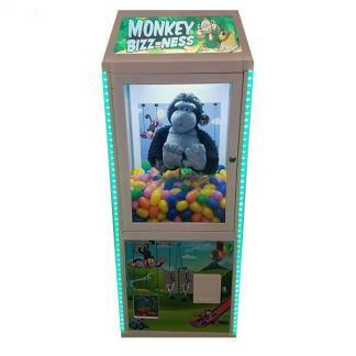 Monkey Bizz-ness Egg Prize Vendor