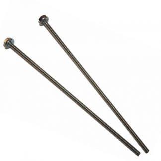 2 Short Globe Rods For Oak Acorn | moneymachines.com