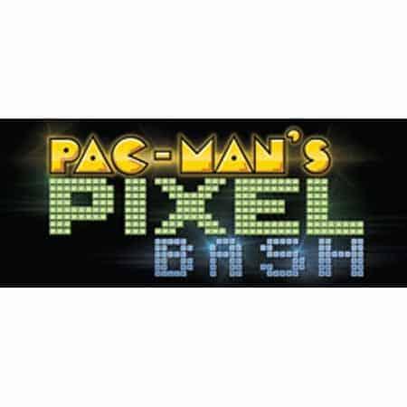 Pacman's Pixel Logo | moneymachines.com