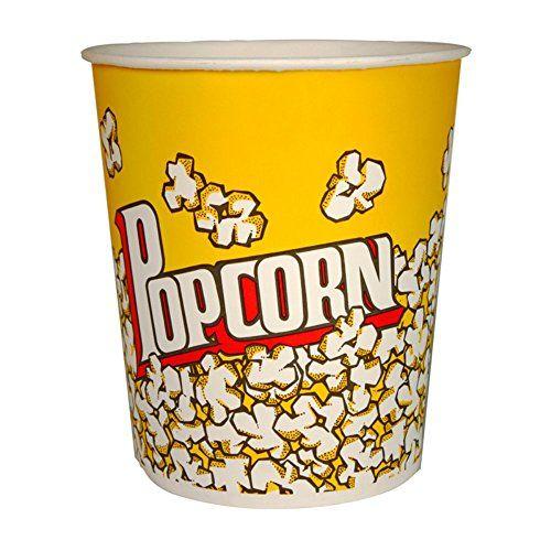 Paragon Popcorn Bucket - Jumbo (130 oz) | moneymachines.com