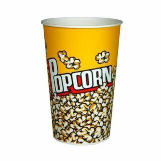 Paragon Popcorn Bucket - Medium (46 oz) | moneymachines.com