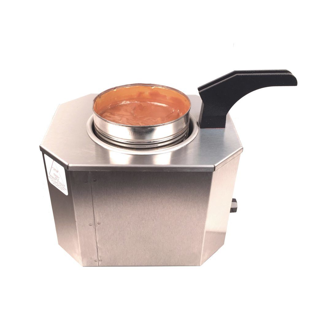 Paragon Pro Deluxe 2027C Warmer with Heated Spout Pump (nacho cheese) | moneymachines.com