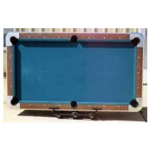 Pool Table On Mini Mover Dolly | moneymachines.com