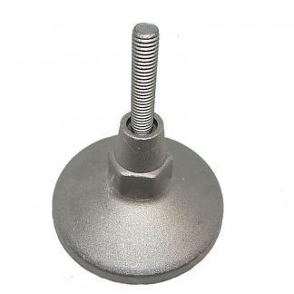 Air Hockey and Foosball Table Heavy Duty Leg Leveler Adjustable Foot | moneymachines.com