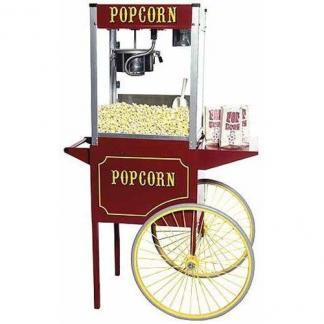 Popcorn Machines and Popcorn Poppers