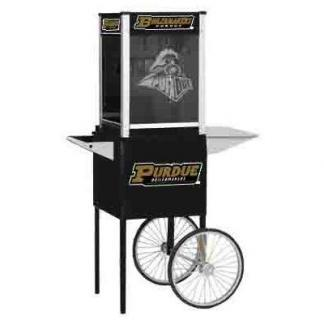 Purdue NCAA College Logo Popcorn Machine | moneymachines.com