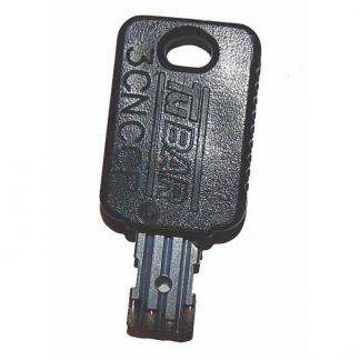 Replacement #CNCCR Rainbow Crane Machine Key | moneymachines.com