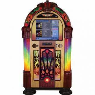 Rock-Ola Gazelle MC (Music Center) Digital Jukebox   moneymachines.com