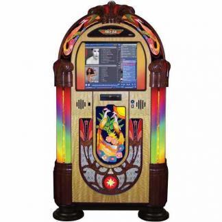 Rock-Ola Peacock MC (Music Center) Digital Jukebox   moneymachines.com