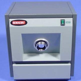 Semacon CM-75 Coin Roll Wrapper Crimping Machine (Crimper) | moneymachines.com