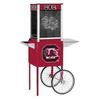 South Carolina NCAA College Logo Popcorn Machine | moneymachines.com