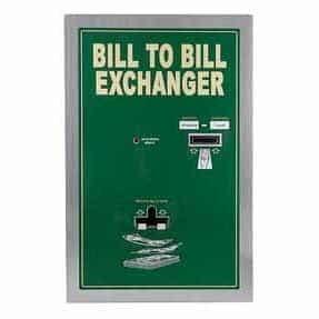Standard Change Makers BX1040RL Rear Loading Bill to Bill Change Machine | moneymachines.com