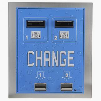 Standard Change Makers SC32RL-DA Change Machine   moneymachines.com