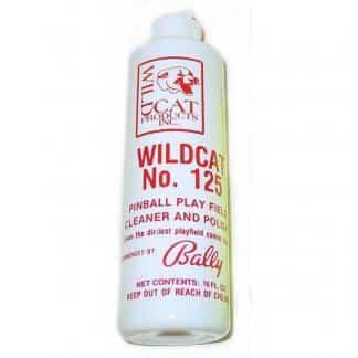 Wildcat 125 Air Hockey Table Cleaner Polish | moneymachines.com