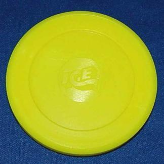 Yellow Fast Ice Puck   moneymachines.com