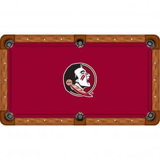 Florida State Seminoles Billiard Table Cloth | moneymachines.com