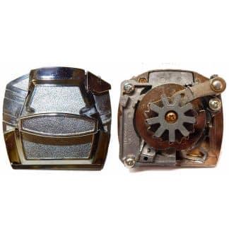 Import Gumball Vendor 50 Cent Coin Mechanism   moneymachines.com