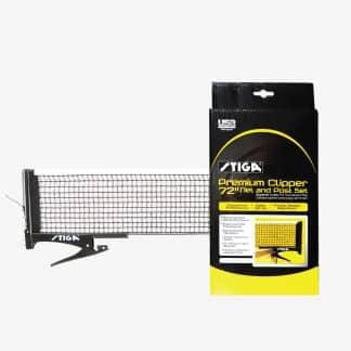 Stiga Premium Clipper Net & Posts - T1565   moneymachines.com