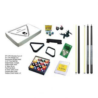 Basic Pool Table Accessory Kit | moneymachines.com