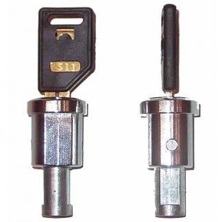 Beaver Vending Machine Lock and Key | moneymachines.com