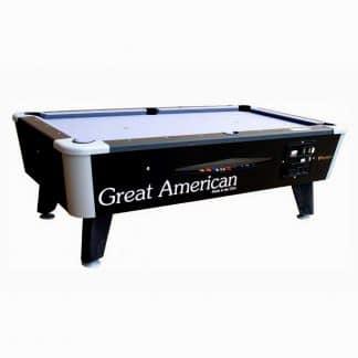 Great American Black Diamond Pool Table   moneymachines.com