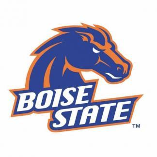 Boise State Broncos College Logo Game Room Accessories