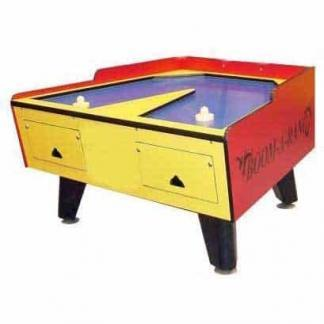 Boom-A-Rang Home Air Hockey Table With Manual Scoring | moneymachines.com